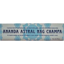 INCENSI NAG CHAMPA - LINEA ANANDA ASTRALE