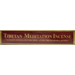 INCENSO TIBETANO - TARA MEDITATION