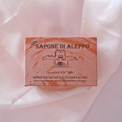 SAPONE DI ALEPPO  16% OLIO DI ALLORO 250g