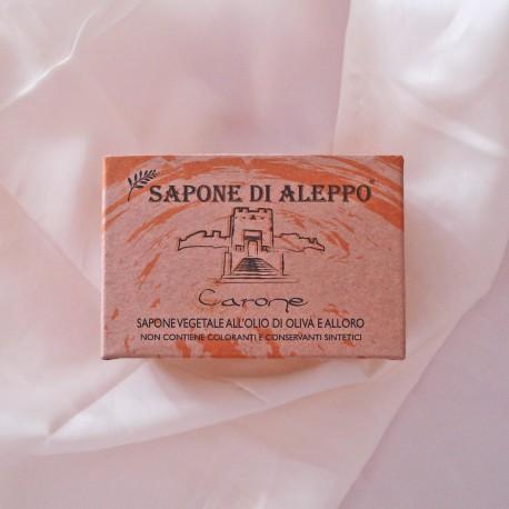 SAPONE DI ALEPPO CON 16% OLIO DI ALLORO