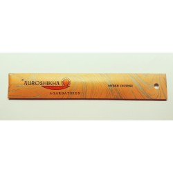 INCENSO AUROSHIKHA ALLA MIRRA 10 g