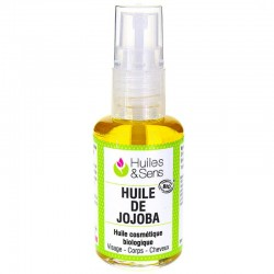 OLIO DI JOJOBA PURO BIOLOGICO 100 ml