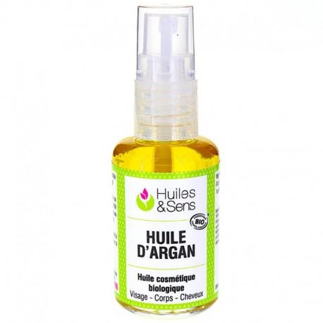 OLIO DI ARGAN BIOLOGICO PURO 50 ml